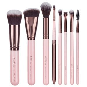 Luxie Makeup - Luxie Complete Face Set Brushes